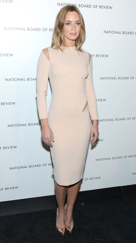 Emily Blunt at National Board of Review Awards Gala