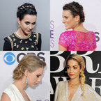 CELEBRITY TREND: Braided hair rules the red carpet
