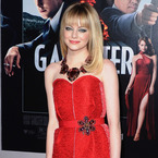 Emma Stone dolls up in Lanvin for Gangster Squad LA premiere