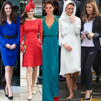 STYLE STALKER: HAPPY 31ST BIRTHDAY KATE MIDDLETON