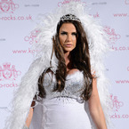 Quick! The details from Katie Price's second wedding
