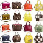 SS13 PREVIEW: Louis Vuitton's new season handbags