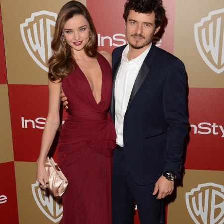 Orlando Bloom has taken the plunge and spoken publicly about his split with Miranda Kerr