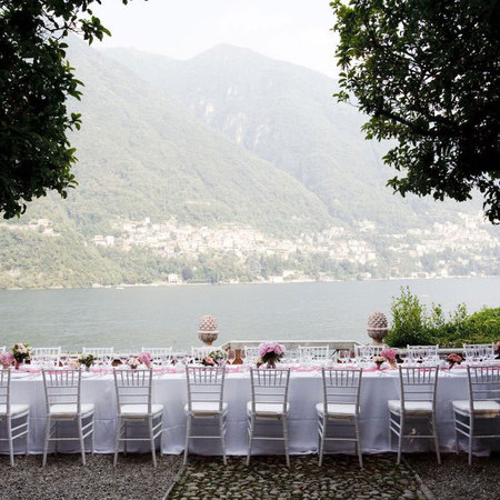 Italian Wedding views and scenery