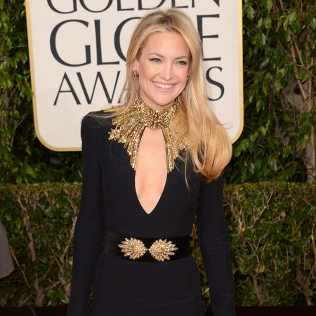 Kate Hudson at Golden Globes 2013