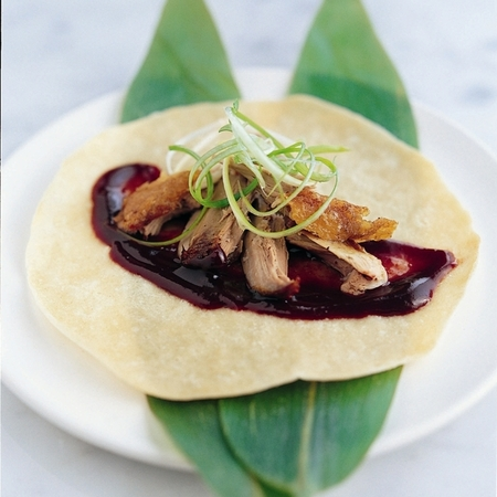 Aromatic Crispy duck recipe