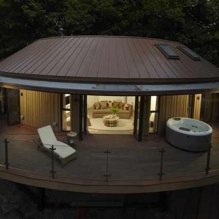 The Sycamore Loft Suite at Chewton Glen, Hampshire