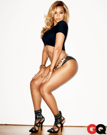 Beyonce GQ photoshoot
