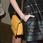 SPOTTED! Anne Hathaway's Stella McCartney handbag