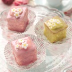 Dessert Recipe: Fondant Fancies