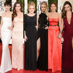 RED CARPET: Celebrity style at Golden Globe Awards 2013