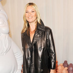 Kate Moss on the Mulberry Moss icon bag