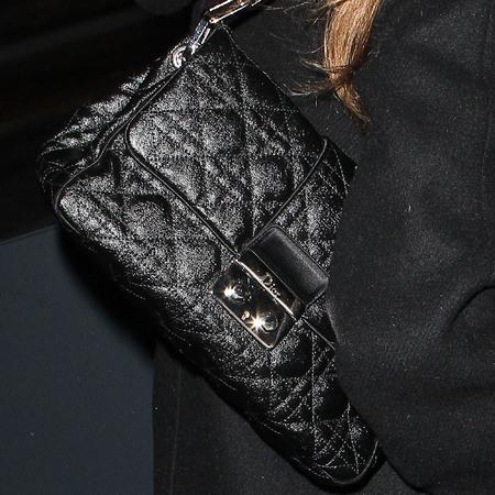 SPOTTED! Natalie Portman's Dior handbag
