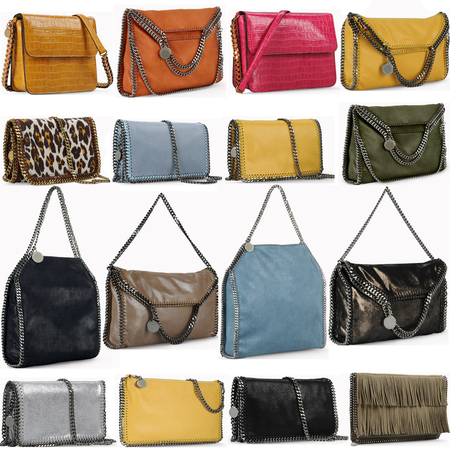 Stella McCartney Spring/Summer 2013 handbags