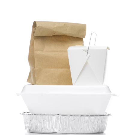 Takeaway boxes