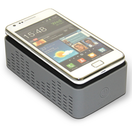 The Touch Speaker for iPhone or Android