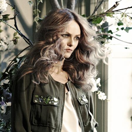 Vanessa Paradis for H&M Conscious Spring 2013
