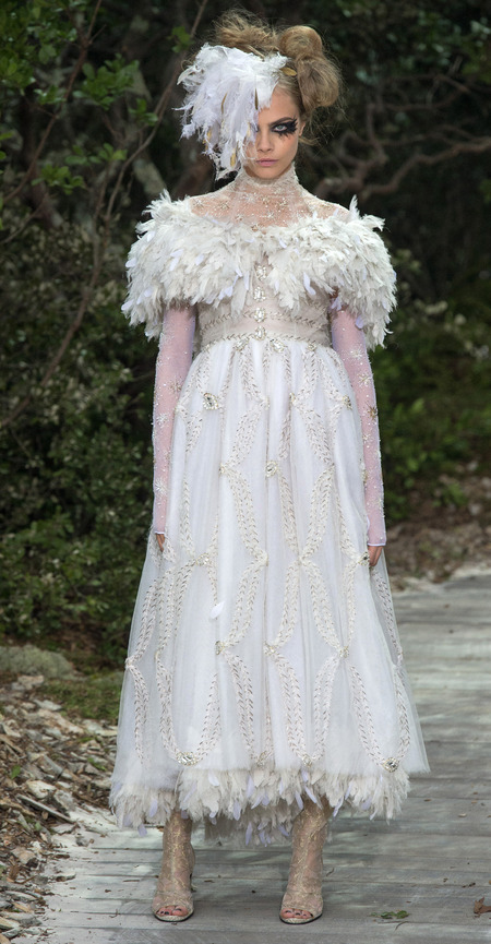 Paris Haute Couture Fashion Week: Spring/Summer 2013