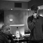 Justin Timberlake teases fans with studio snaps