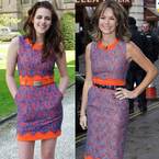 FASHION FIGHT: Amanda Holden v Kristen Stewart in Preen