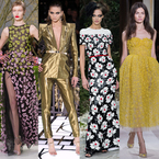 FASHION WEEK: Best of the runway at Paris Haute Couture