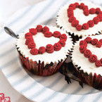 Red velvet cupcakes recipe to share the love