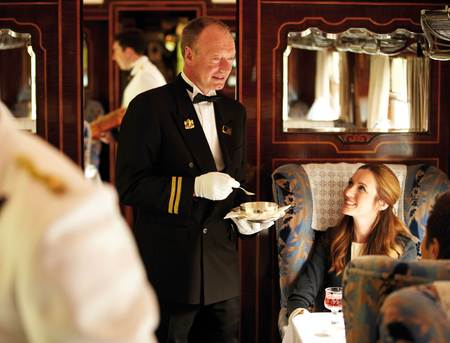 Orient express champagne
