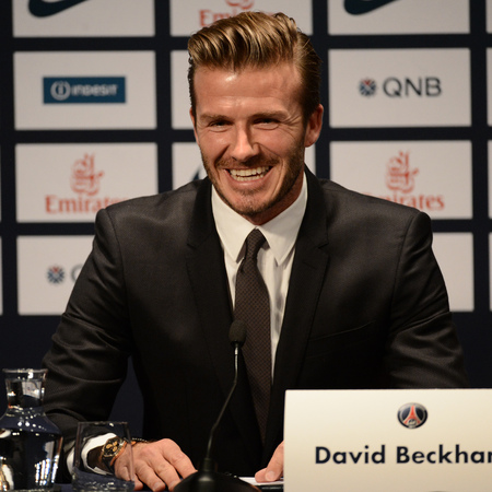 While we're sad to hear David Beckham is retired, this could be really good news.