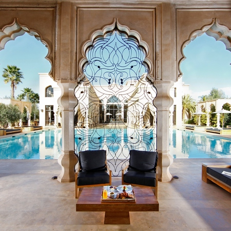 Palais Namaskar, Morocco
