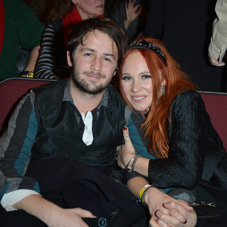 Michael Angarano and Juno Temple at Sundance Film Festival 2013