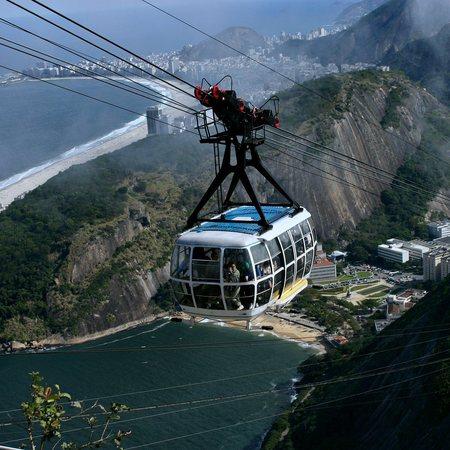 Brazil Sugarloaf mountain