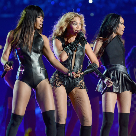 Destiny's Child Super Bowl 2013