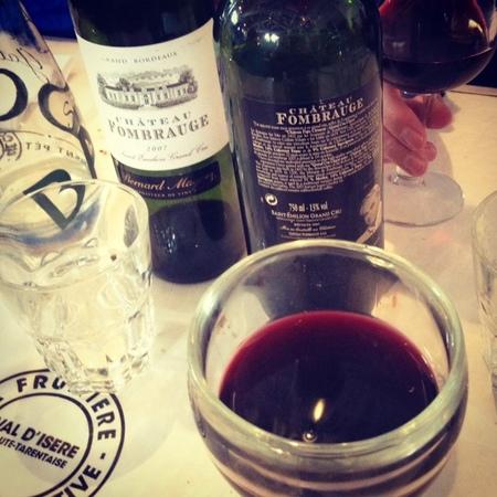 Try wine tasting