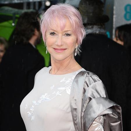 Helen Mirren 2013 BAFTAS