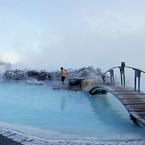 Nordic beauty at the Blue Lagoon Spa