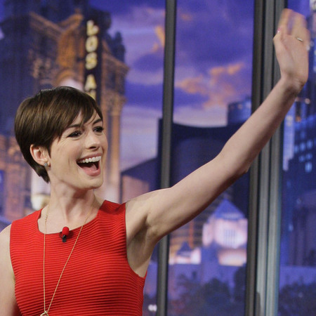 Anne Hathaway's guide to the pixie crop