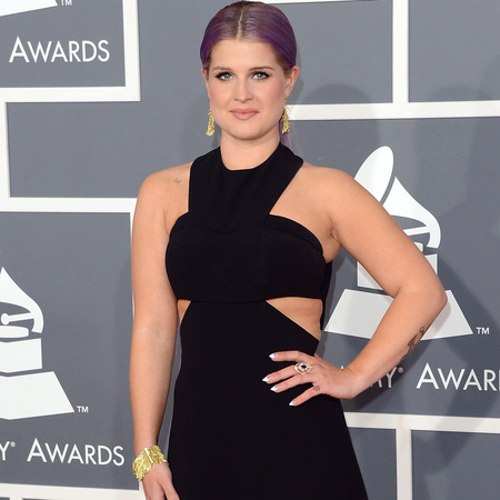 Kelly Osbourne at Grammys 2013
