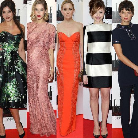 RED CARPET: ELLE Style Awards 2013