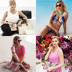 Kate Upton swaps Sports Illustrated for Accessorize