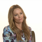 WATCH: Leslie Mann interview