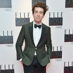 First Look: Nick Grimshaw on Holloaks?!