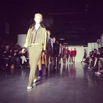LONDON FASHION WEEK: Antipodium Autumn/Winter 2013