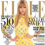 First Look! Taylor Swift dons Louis Vuitton checks for ELLE US cover