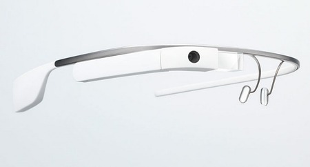 Google Glass smart glasses