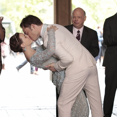 Gossip Girl - Chuck and Blair