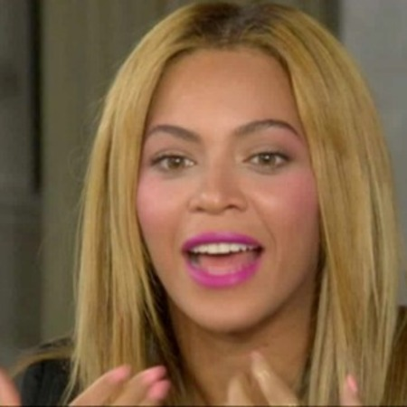Beyonce interview with Oprah Whinfey