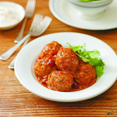 Great balls of fire meatball recipe