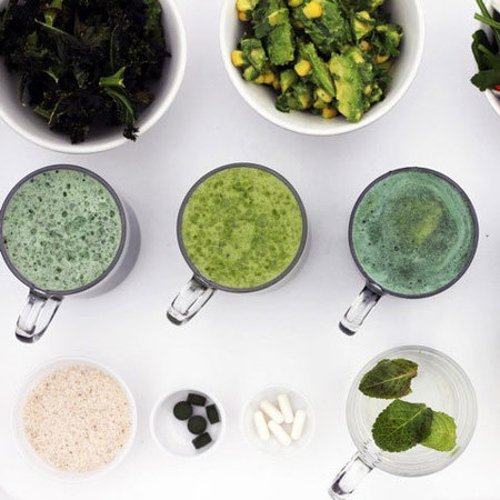 Feel fabulous in five days with this simple green nutrient-packed detox and cleanse...