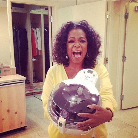 Oprah Winfrey acti Fry