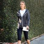 Stacy Keibler loves Zaggora hotpants